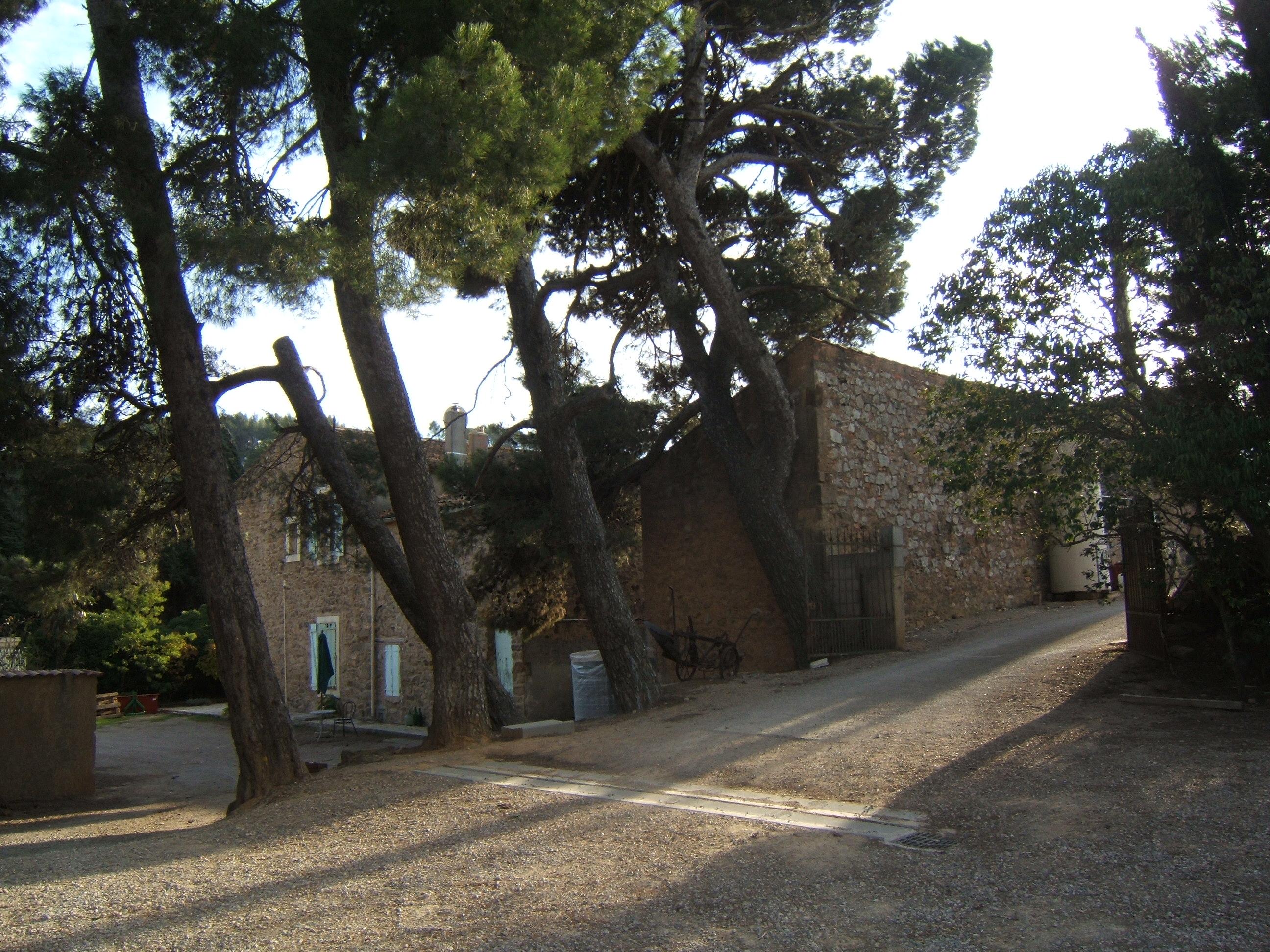 Domaines viticoles de Saint Jean de la Gineste