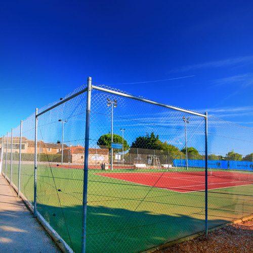 Sports - Terrain de tennis