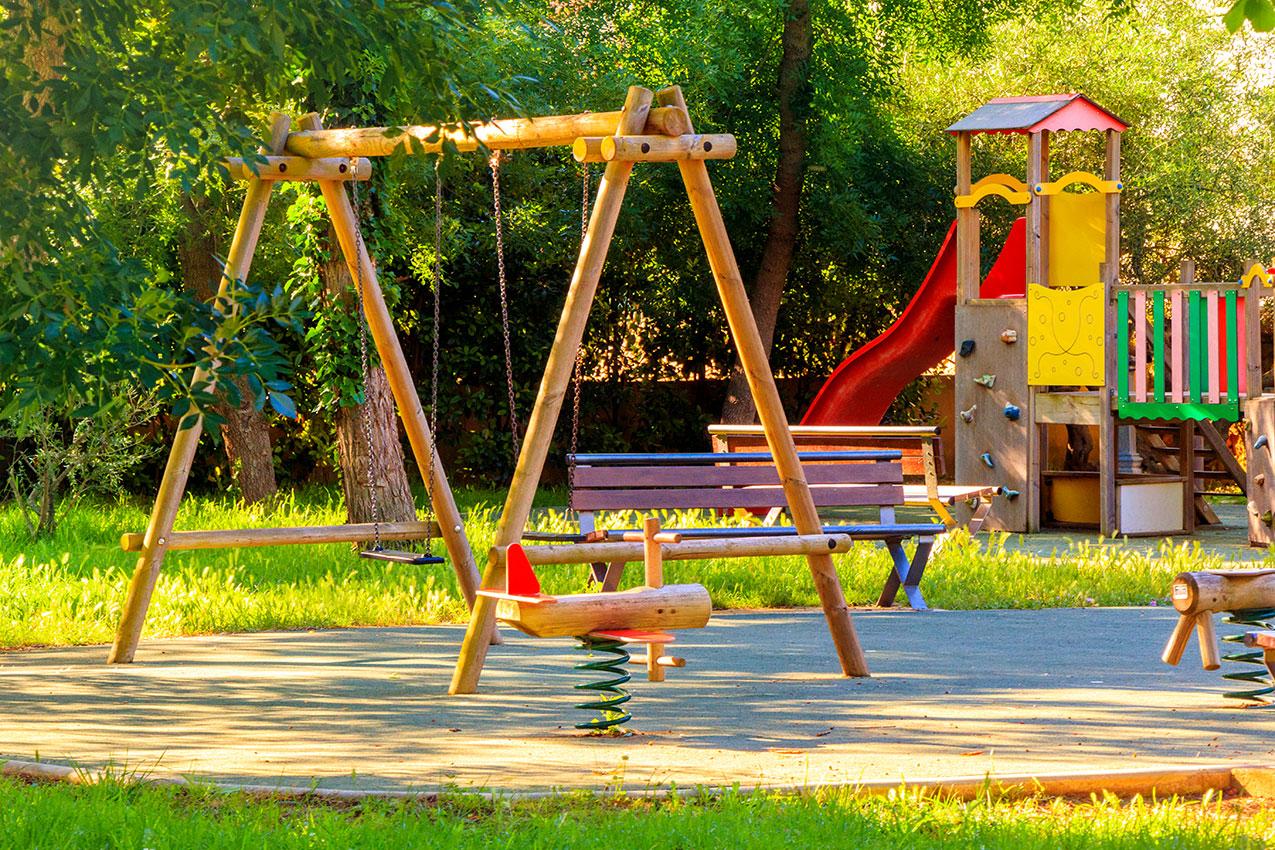 Scolarité - Parc enfant